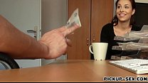 Czech babe Antonia Sainz banged by stranger for...