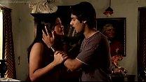 Bengali Actress Moumita Gupta sensuous lovemaking scene from Lal Saheber Kuthi