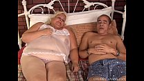 Big beautiful blonde BBW gets blasted with cum