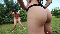ClubDom Mistresses Bust Balls Hard