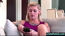 (kleio&madi) Teen Lesbos Girls In Hard Punish Sex Act Using Sex Dildos mov-25