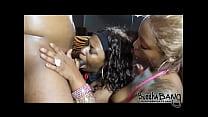 Jayla Banxxx & Queen Fire Threesome-Trailer Thumbnail