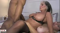 Aunt and Niece Fuck a Big Black Cock Family sin...