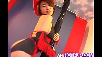 Kokoro Miyauchi fucked in her tight holes for hours - More at hotajp com