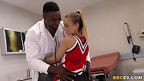 Pretty Teen Sydney Cole Fucks Doctor's BBC In A...