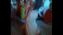 Mou Sexy Dance on Cousin's Wedding. Village She... Thumbnail