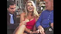 Amazing Vicky Vette Fucks 4 Guys Plus One Old guy!)