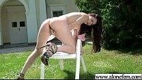 Teen Hot Girl Masturbating With Sex Toys clip-31