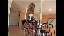 Hot MILF Kristal Summers with big knockers is f...
