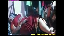 Desi Indian Mallu Aunty Hot Sex WIth Devar Thumbnail