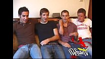 Young Straight and Gay Sex Orgy Thumbnail