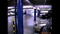 Garage Wife Blowjob