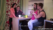 Perfect gangbang tube8 with redtube swinger Fox...