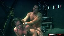 BrutalClips - Big-titted Slave Dominated And Fu...