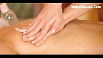 She Got A Erotic Massage