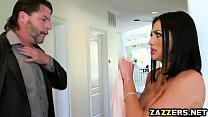 Audrey Bitoni received a doggystyle fuck