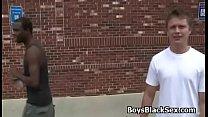 Blacks On Boys - Gay Hardcore Interracial Porn 18