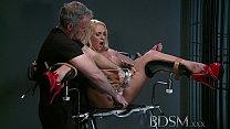 BDSM XXX Defiant sub gets Masters wrath before ...