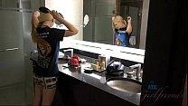 Innocent teen gets fucked in Las Vegas hotel (L...