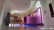 Lexington Steele and Naomi Banks