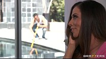 Ariella Ferrera & Kendra Lust - Pumping The Poo...