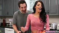 Twistys - Food Fight Fuck - Gina Valentina,Donn...