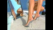 Download video bokep Leg Sex Shoe Shop 3gp terbaru