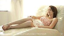 Nubile Films - Kiera Winters sweet teen pussy c...