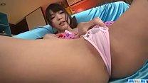 Savage toy porn along lustful Megumi Shino - Mo...