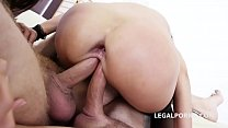 Double Addicted Angie Moon & Dominica Phoenix 5...