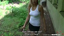 Bitch STOP - Horny nympho fucked outdoors Thumbnail