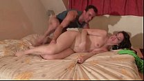 Sporty amateur french brunette anal fucked in h...