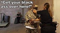 BLACK PATROL - Fake Soldier Gets Used As A Blac...