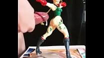 Action Figure Cumshot 15