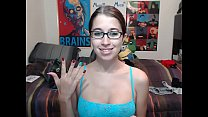 babe alexxxcoal fingering herself on live webca... Thumbnail