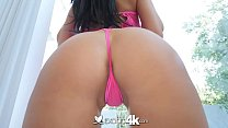 Exotic4k Sexy Sofi Ryan fucked and facialed by big dick Thumbnail