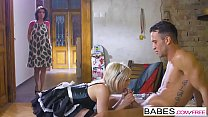 Babes - Step Mom Lessons - Fair Maiden  starrin...