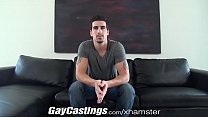 gay castings straight stud fucked on cam for mo... Thumbnail