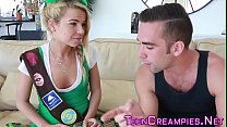 Creampie craving scout