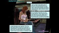 3D Comic: Dark Destiny. Episode 1