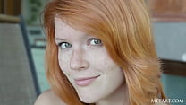 Mia Sollis takes a sun bath Thumbnail