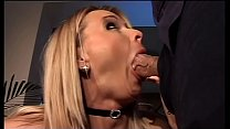 A hot blonde provokes Roberto Malone who's abou...