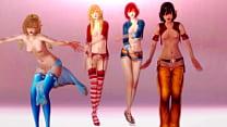 Elf Sisters - Dynamic Dance Thumbnail