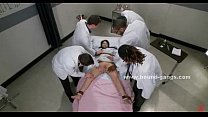 Download video bokep Doctor and patient brutal group sex 3gp terbaru