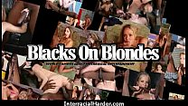 Blonde Wife sex with BBC 13