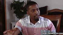 Download video bokep FamilyStrokes - Family Dinner Fuck Fest 3gp terbaru