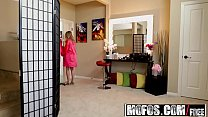 Mofos - Share My BF - (Melissa Moore) - Gloryhole Mistake Leads to Threeway