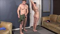 Mother & Son Naked Yoga - Melanie Hicks - Famil...