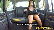 Fake Taxi Hot mature massive tits Milf Josephin...