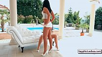 Sapphic Erotica Lesbos Free xxx video from SapphicLesbos.com 10